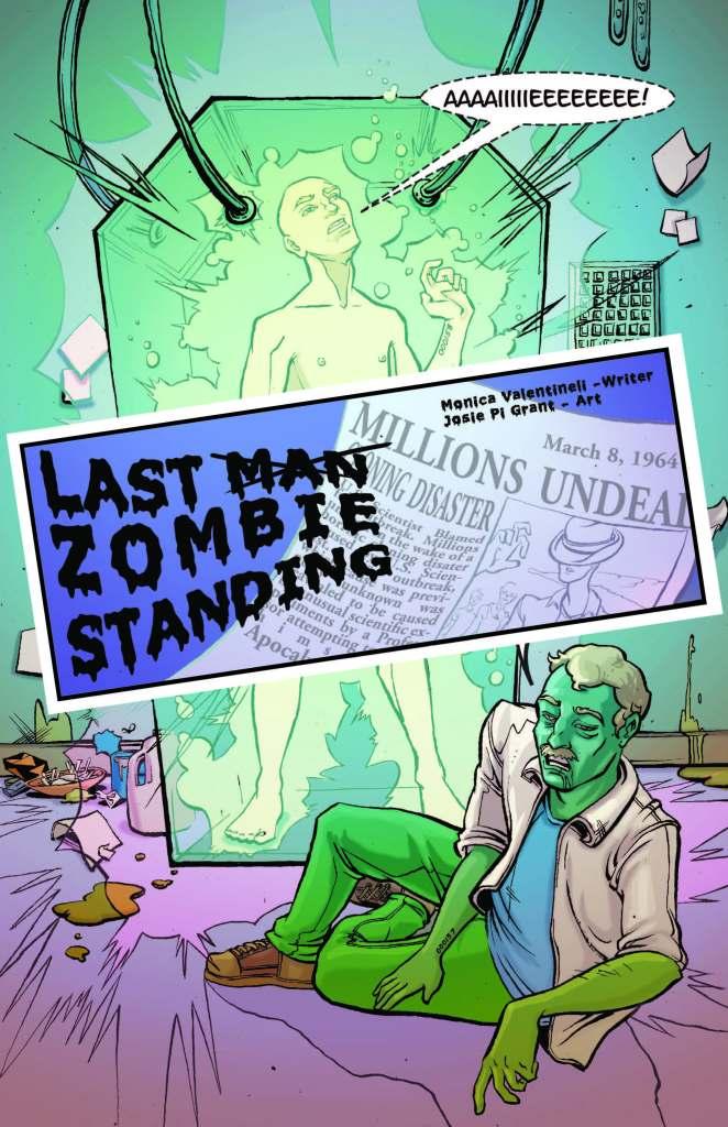 Last Zombie Standing
