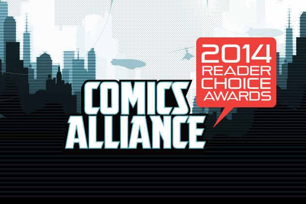 Comics Alliance sings about 27, A Comic Anthology