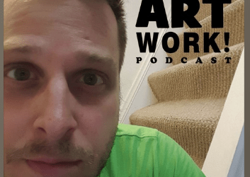 The Making Art Work Podcast, ep 9: Life, love, art and soap, with Alex Clark (artist for OPHELIA'S REVENGE)