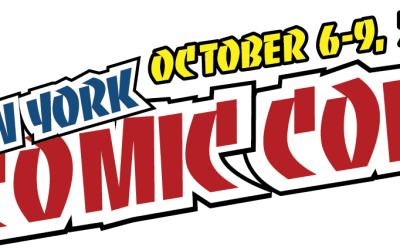 Red Stylo Media signing schedule and events at #NYCC