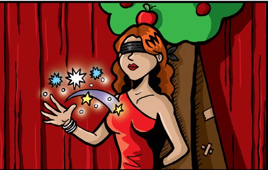 New Shooter (7 of 10 stories from THE STRIP, A Twisted Vegas Comic Anthology)
