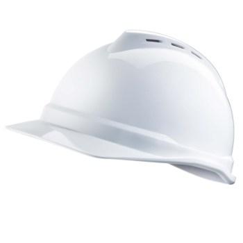 casco de seguridad msa v-gard 500