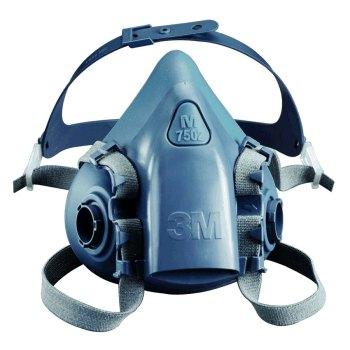 respirador 3M 7502