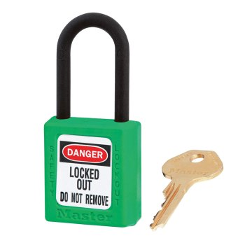 master lock 406grn