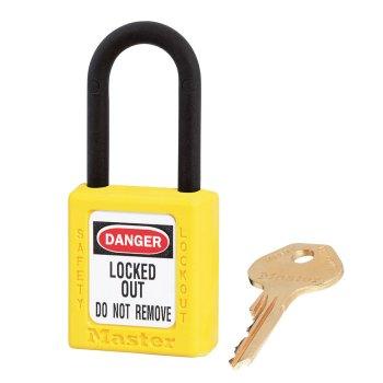 master lock 406ylw