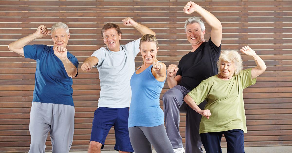 Fight Back: Self Defense for Seniors