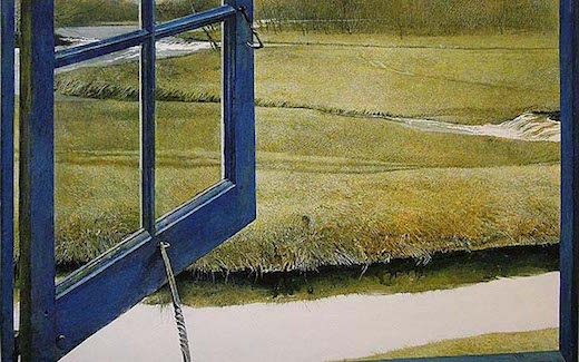 Love in the Afternoon_Wyeth