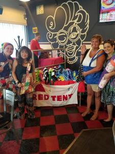 Punky's Event Quilted Tote Bags