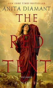 The Red Tent Anita Diamant Book Cover