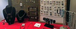 Bracelets, Earrings, and Necklaces
