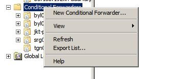 conditional forwarder1