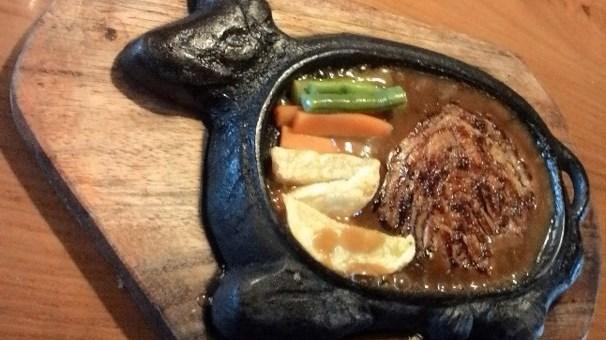 original tuna steak