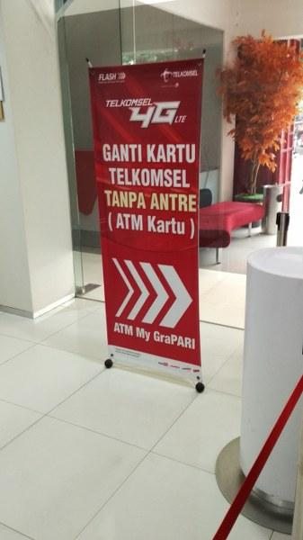 Cara Ganti Kartu Telkomsel 4G
