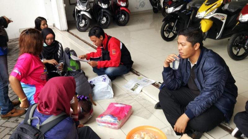 Wisata Asik Yamaha bersama Blogger