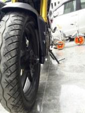 Ini Jadinya Kalau Yamaha Scorpio Modif Kaki Xabre dan R15