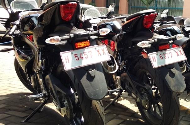 Lepas Spakbor Tambahan, GSX-R150 Tampil Lebih Sporty