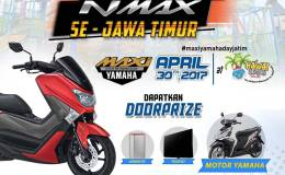 MAXI Yamaha Day Akan Kunjungi Jawa Timur