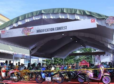 Final Battle Honda Modif Contest