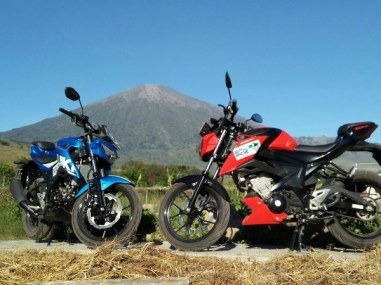 Suzuki epic ride