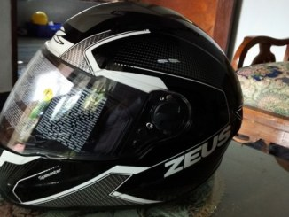 Helm Zeus Z811 AL6 Black Grey