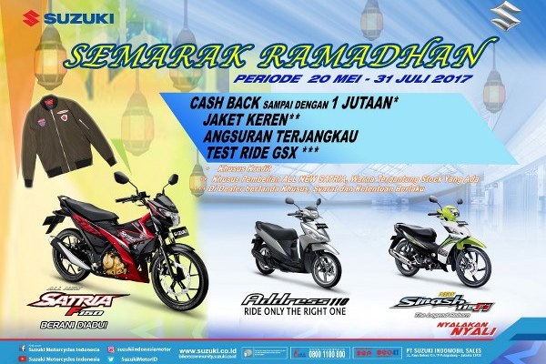 Suzuki Semarak Ramadhan