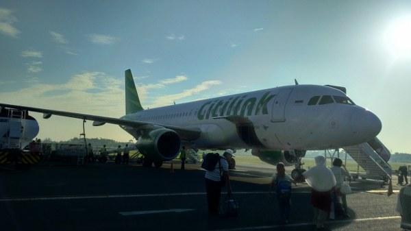 Pengalaman Terbang Bersama Citilink