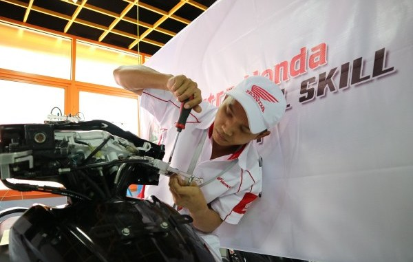Astra Honda Technical Skill Contest