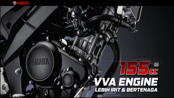 All New R15 Ditelanjangi jadi Naked Sport