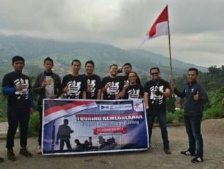 Touring Kemerdekaan