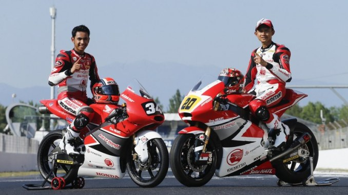 Dimas Ekky dan Andi Gilang Siap Berlaga di Jerez