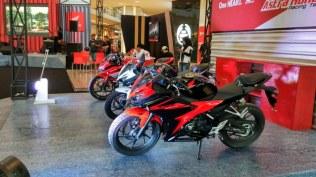 Liputan Singkat Honda Sport Motoshow di Solo