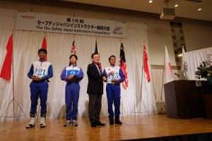 Fendrik Alam Pribadi Pertahankan Tradisi Juara Kompetisi Safety Riding International