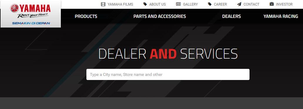 Sparepart Yamaha di Kota Solo