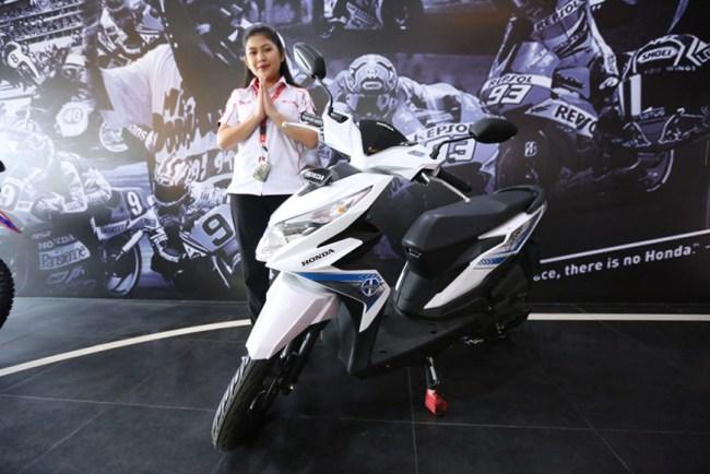 Honda Beat Raih Penghargaan The Most Valuable Brand dari IBBA