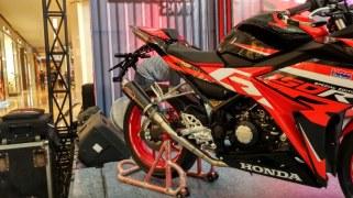 Honda CBR150R lelang Honda Sport Motoshow 2017