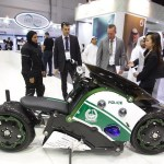 Konsep Kendaraan Polisi Dubai
