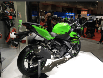 Ninja 250 Tahun 2018
