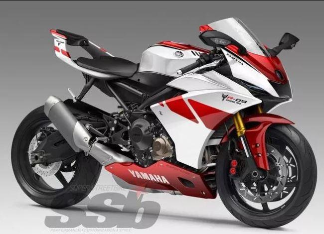 Yamaha R-09 2018