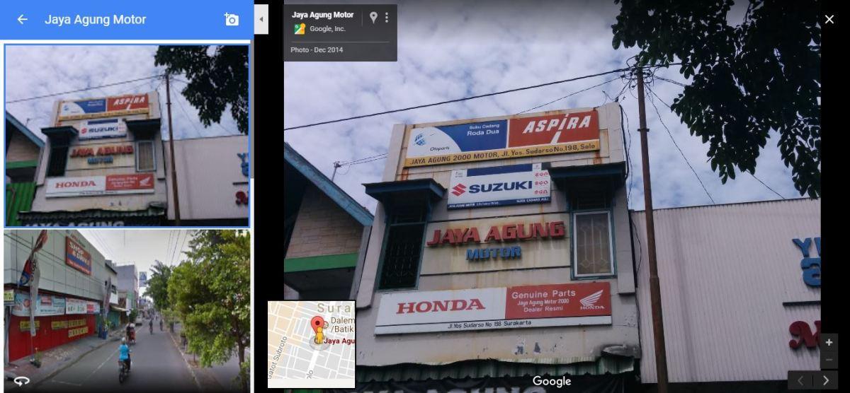 Bingung Cari Sparepart Honda di Kota Solo? Kunjungi Bengkel Ini