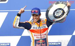 Marquez Kunci Gelar Juara Dunia MotoGP di Sepang