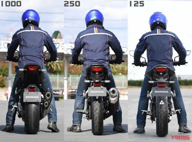 Honda CB250R 2018