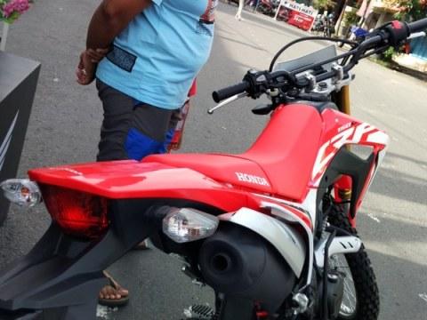 Part After Market Untuk Honda CRF150L