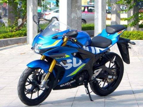 Modifikasi Suzuki GSX-R150