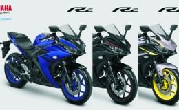 Warna Baru Yamaha R25