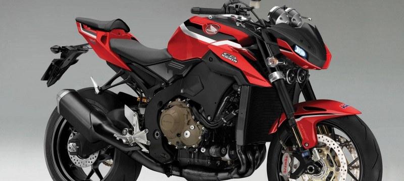 Renderan Honda CB1000R