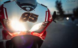 Modifikasi Ducati 959 Paniagle