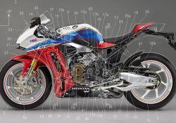 Honda Kembangkan Mesin V4 Untuk Motor Massal