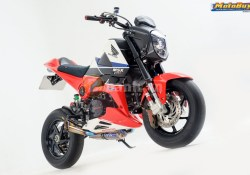 Modifikasi Honda MSX 125