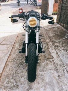 Modifikasi Yamaha Nouvo
