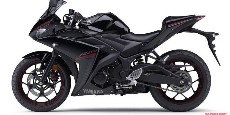 Yamaha R25 2018